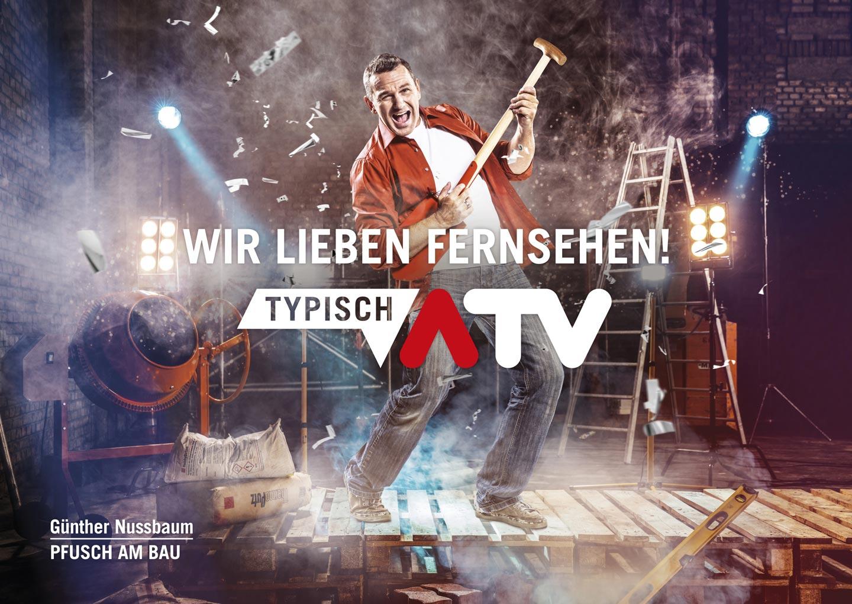 ATV Günther Nussbaum Plakat