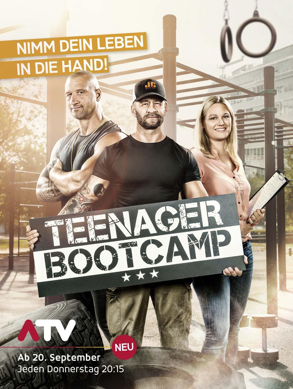ATV Teenager Bootcamp Inserat