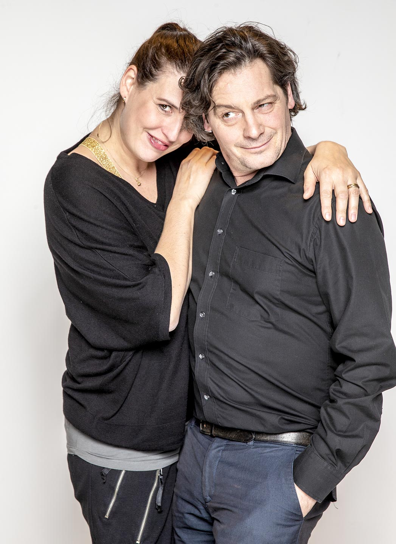 Fritz Karl & Elena Uhlig