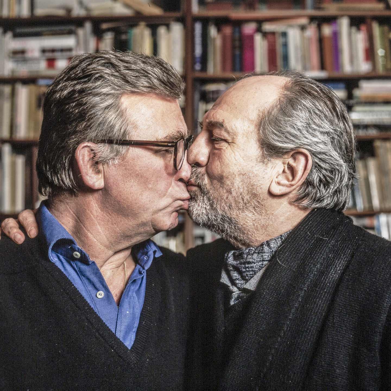 Heinz Marecek & Otto Schenk