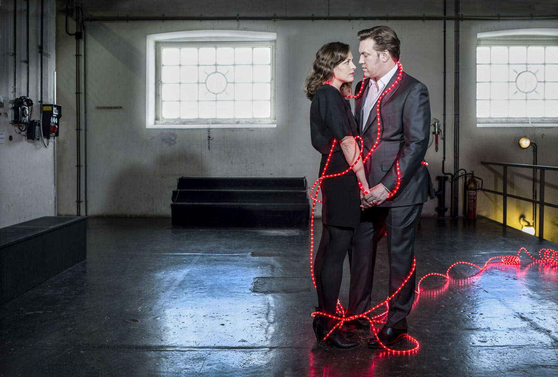 Nicholas Ofcarek & Katharina Lorenz