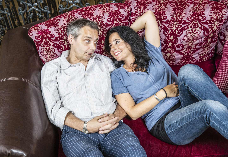 Thomas Maurer & Nadja Maleh